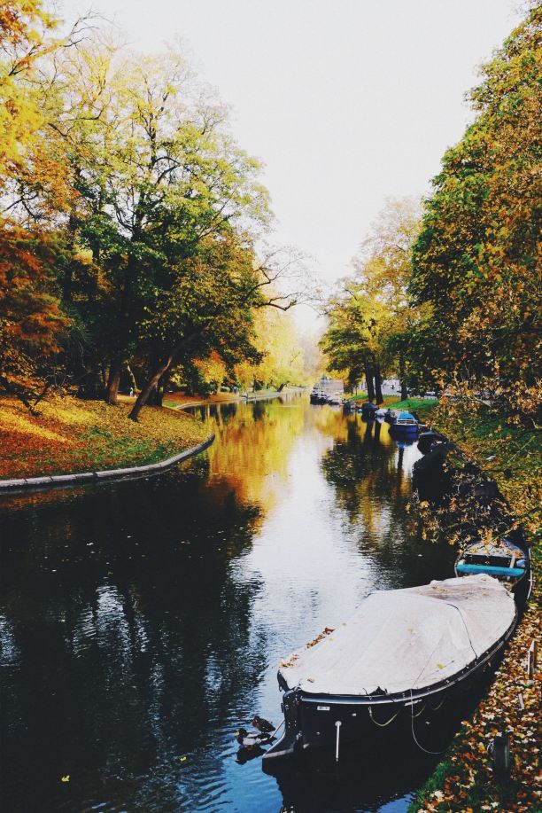 Autumn in Utrecht