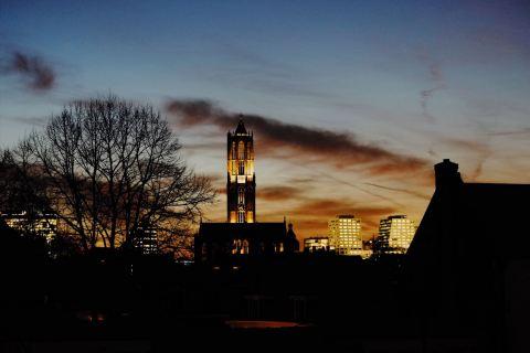 Twilight in Utrecht